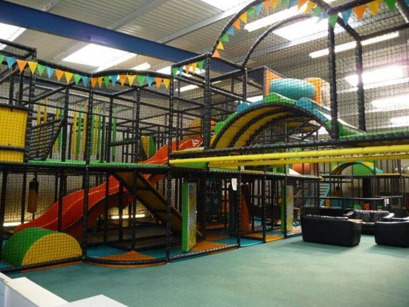 CHILDREN PLAYCENTRE -- SOUTH EASTERN SUBURB -- #4701842