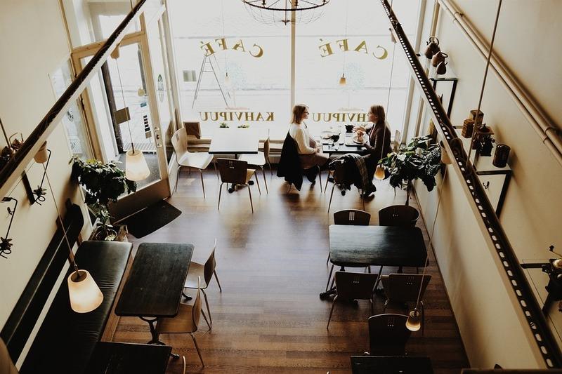 CAFE/SANDWICH BAR -- MITCHAM -- #4060688