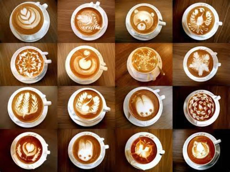CAFE -- ST KILDA -- #4590227