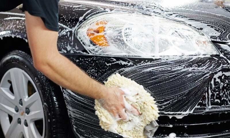 HAND CAR WASH -- TRARALGON -- #4552461
