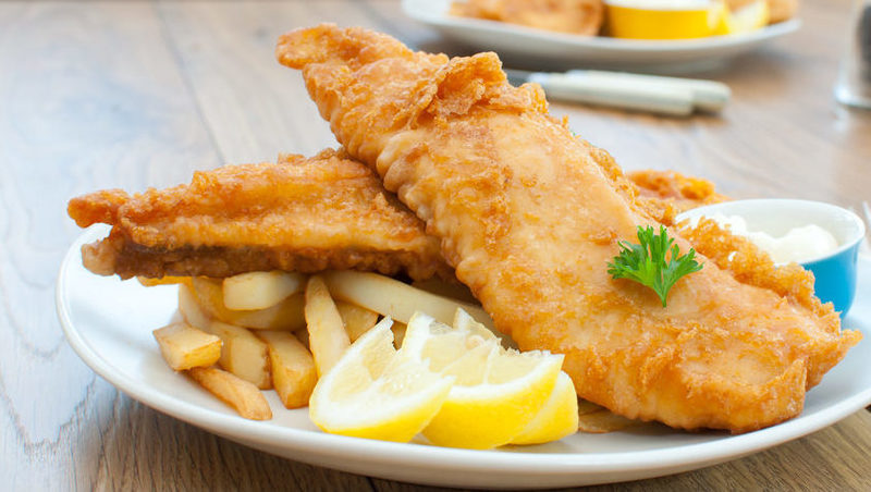 FISH & CHIPS -- CRANBOURNE -- #4720257