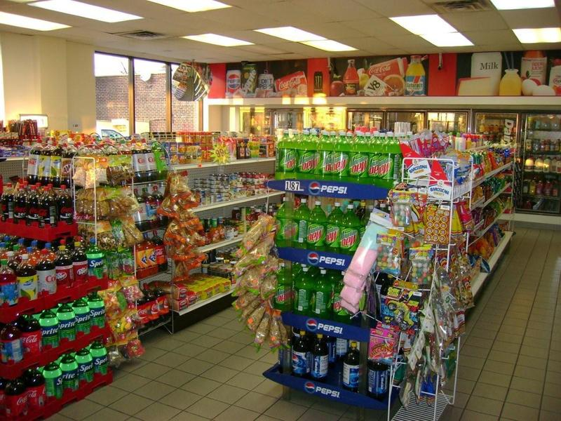 CONVENIENCE STORE/MILK BAR -- ALBERT PARK -- #4236768