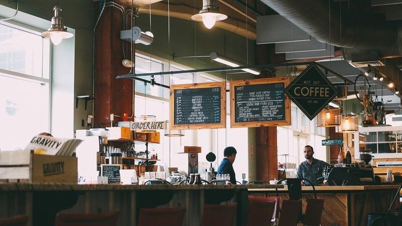 CAFE & RESTAURANT -- MELBOURNE -- #4496826