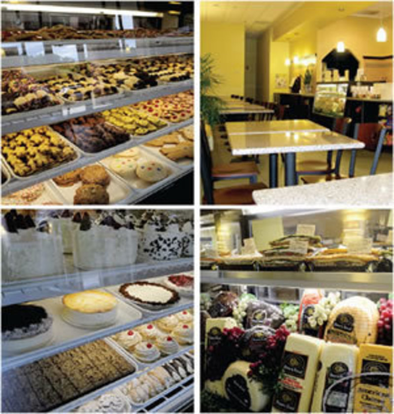 BAKERY/CAFE -- GREENSBOROUGH -- #4154764