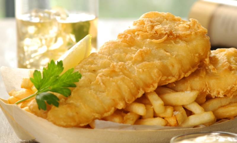 FISH & CHIPS -- CARNEGIE -- #4095885