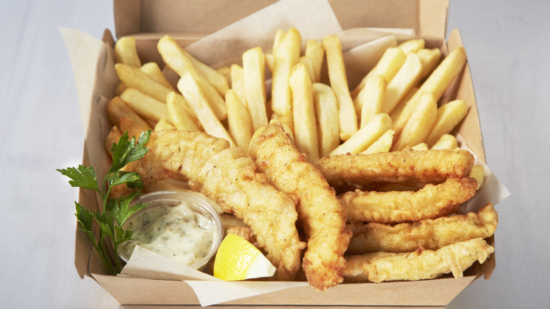 FISH & CHIPS/ CONVENIENCE STORE -- TAYLORS LAKES -- #4648645