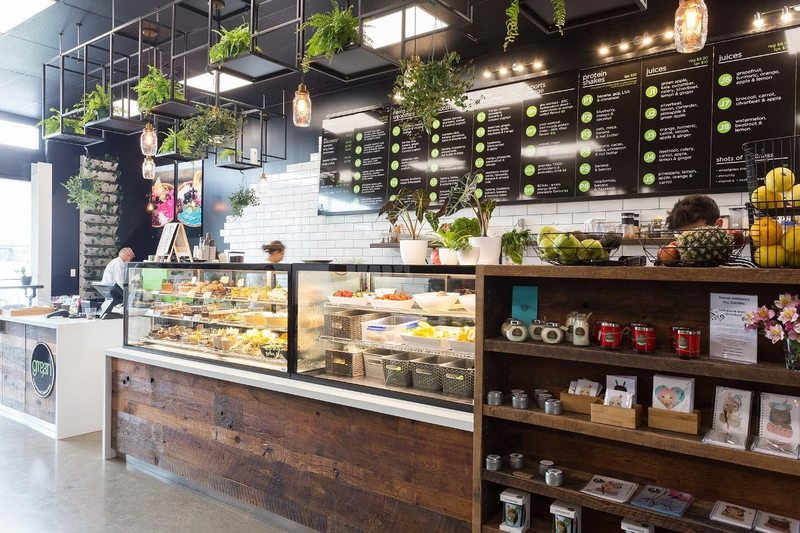 SALAD, JUICE BAR, CAFE -- MELBOURNE -- #4710793