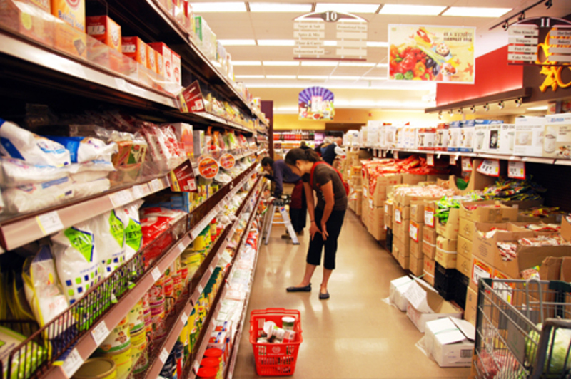 ASIAN GROCERY -- CARLTON -- #4232974