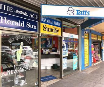 ELSTERNWICK TATTS & NEWS Business For Sale