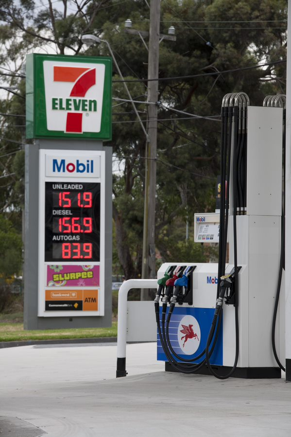 7-Eleven Fuel and Convenience Store - Wynnum