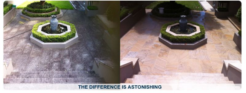 High Margin-Specialist Outdoor Cleaning/Sealing Business