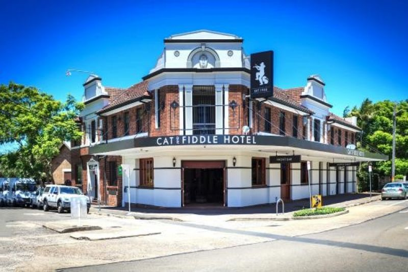 FREEHOLD/LEASEHOLD:  Balmain pub with accommodation & pokies