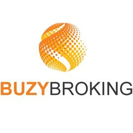 Buzy Broking Logo