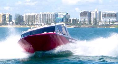 Jet Boat Mooloolaba & Business for Sale - Sunshine Coast. Offers Mid $200,000's.
