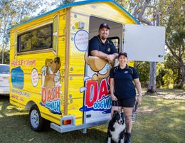 Join a 'recession-proof' business with Dash DogWash mobile dog grooming