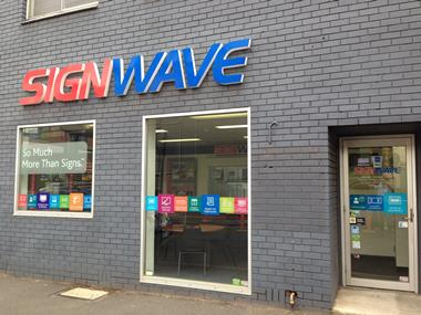 B2B | New Centre Opportunity with Signwave | Brisbane | Signs & Graphics