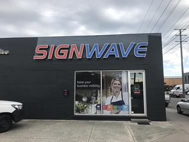 New Centre Opportunity | Brisbane | Signs & Graphics