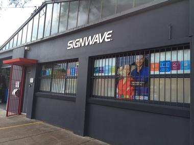 B2B | New Centre Opportunity with Signwave | Gold Coast | Signs & Graphics