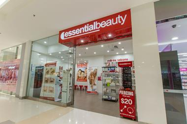 Westfield Carousel - ESSENTIAL BEAUTY FRANCHISING OPPORTUNITY