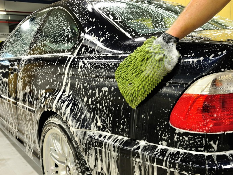 Glo Hand Car Wash - Business for Sale Brisbane Ref #3628