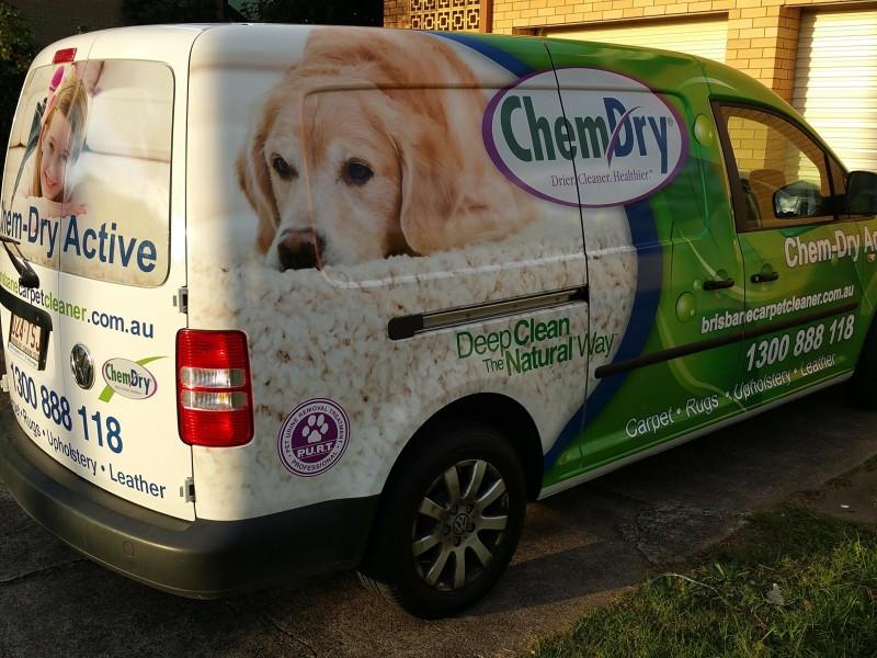 Chem-Dry Active Brisbane Franchise Business For Sale #9159