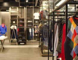 Premier Menswear Store Business For Sale #5101RE