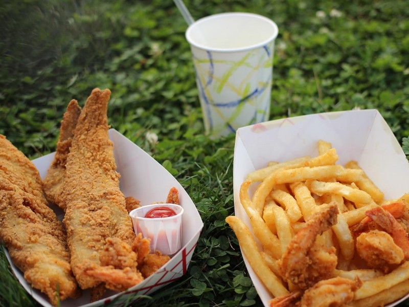 Fish And Chips With Burger Bar and Gelato- Price Reduced! Business For Sale Ref