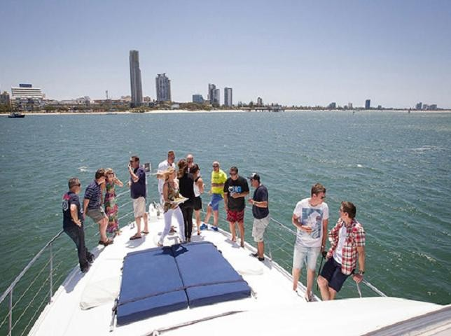 Gold Coast Luxury Cruise Business For Sale #3694