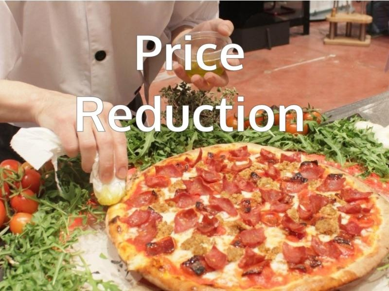 Pizza Restaurant- Price Reduced! Business For Sale Ref #3332