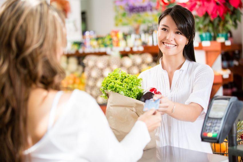 Busy Supermarket  -  Brisbane South #9198