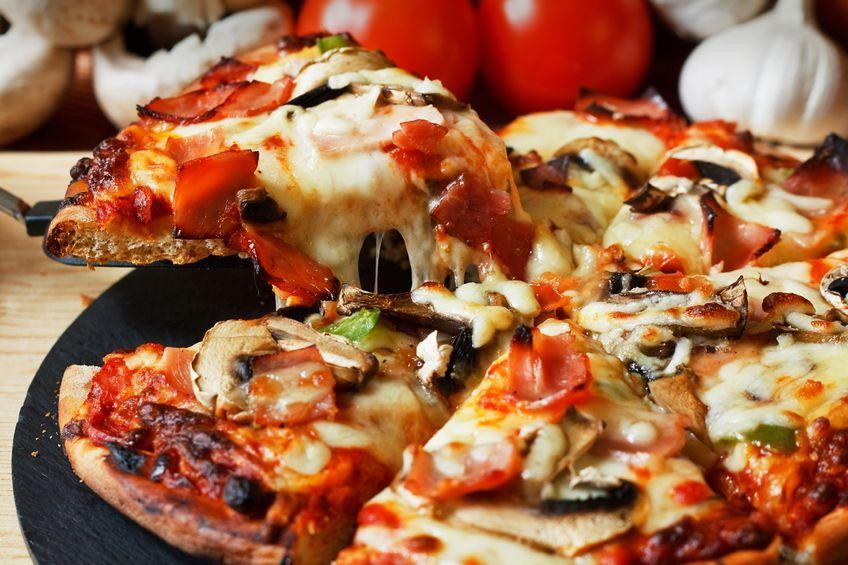 Popular Pizzeria & Café  -  Business For Sale #3686
