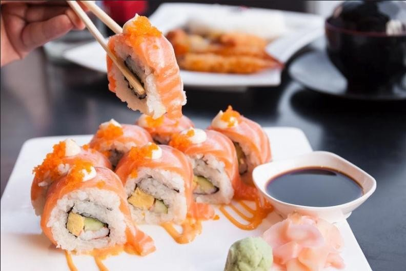 Japanese Restaurant- Be Your Own Landlord! Business For Sale #3673