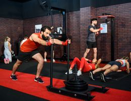 9Round 30 Minute Functional Fitness Brisbane