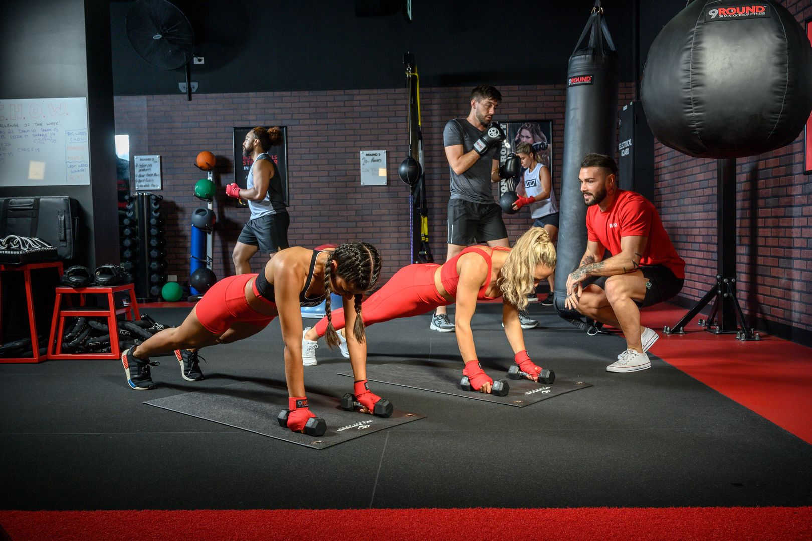Not your average gym! 9Round Australia's fastest growing fitness ...