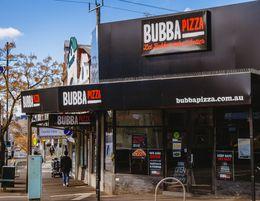 Bubba Pizza Kensington - Pizza Takeaway - Dine in - Delivery $100,000