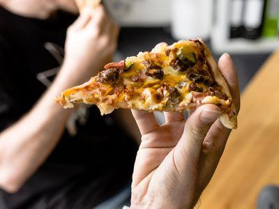 bubbas pizza Chubby