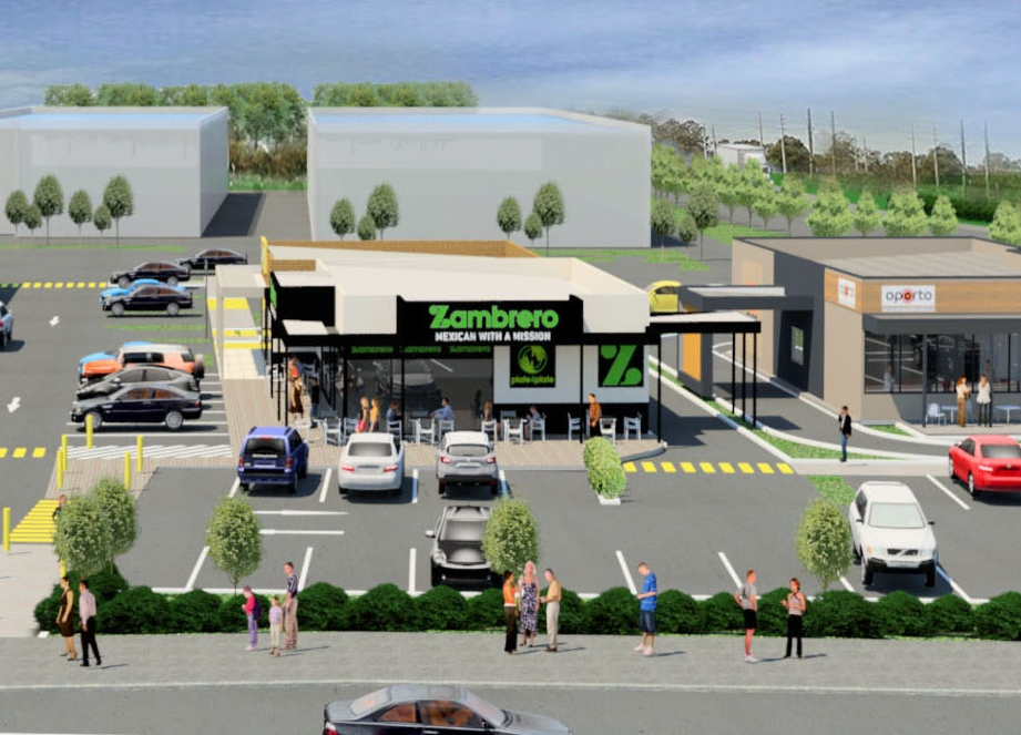 Brand New Drive Thru Restaurant Franchise, Join Major Brands in a Prime Location