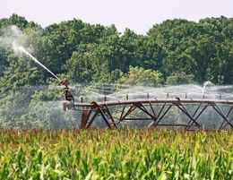Leading Well Established Water Pump & Irrigation | First time on the market!