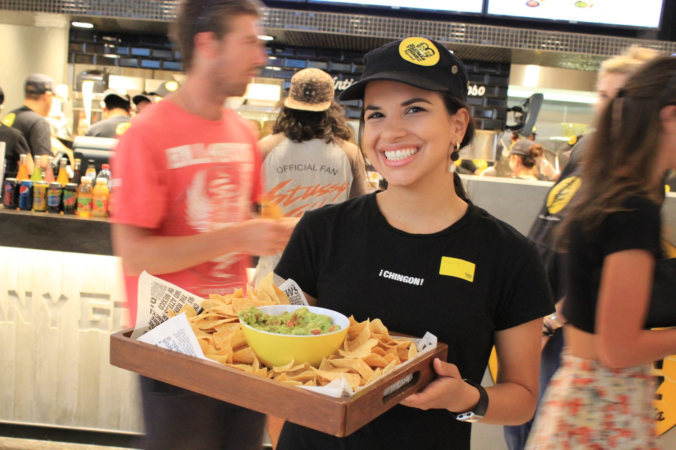 Love Mexican food? Join the fastest growing Quick Service Restaurant Brand in Oz