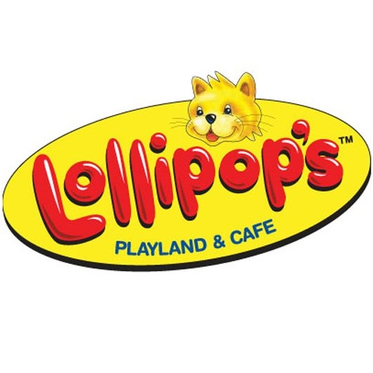 Lollipop's Playland Logo
