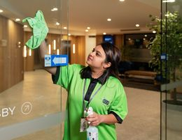 Commercial Cleaning Franchise Now Available in Victoria!