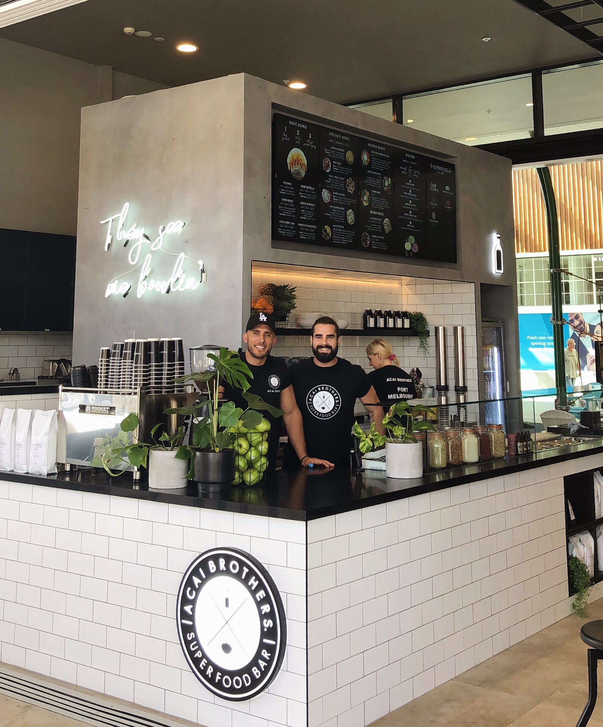 Acai Brothers Birtinya Franchise For Sale