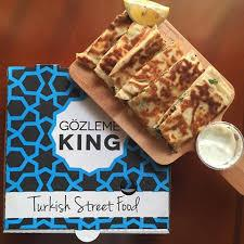 Healthy, Fresh & Fast: Gozleme King : Australia's premier  Turkish Street Food