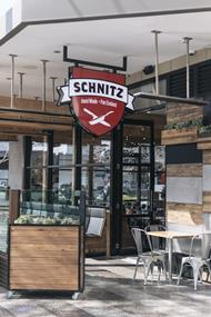 Why own a Coffee franchise when you can own a Schnitz Restaurant Franchise