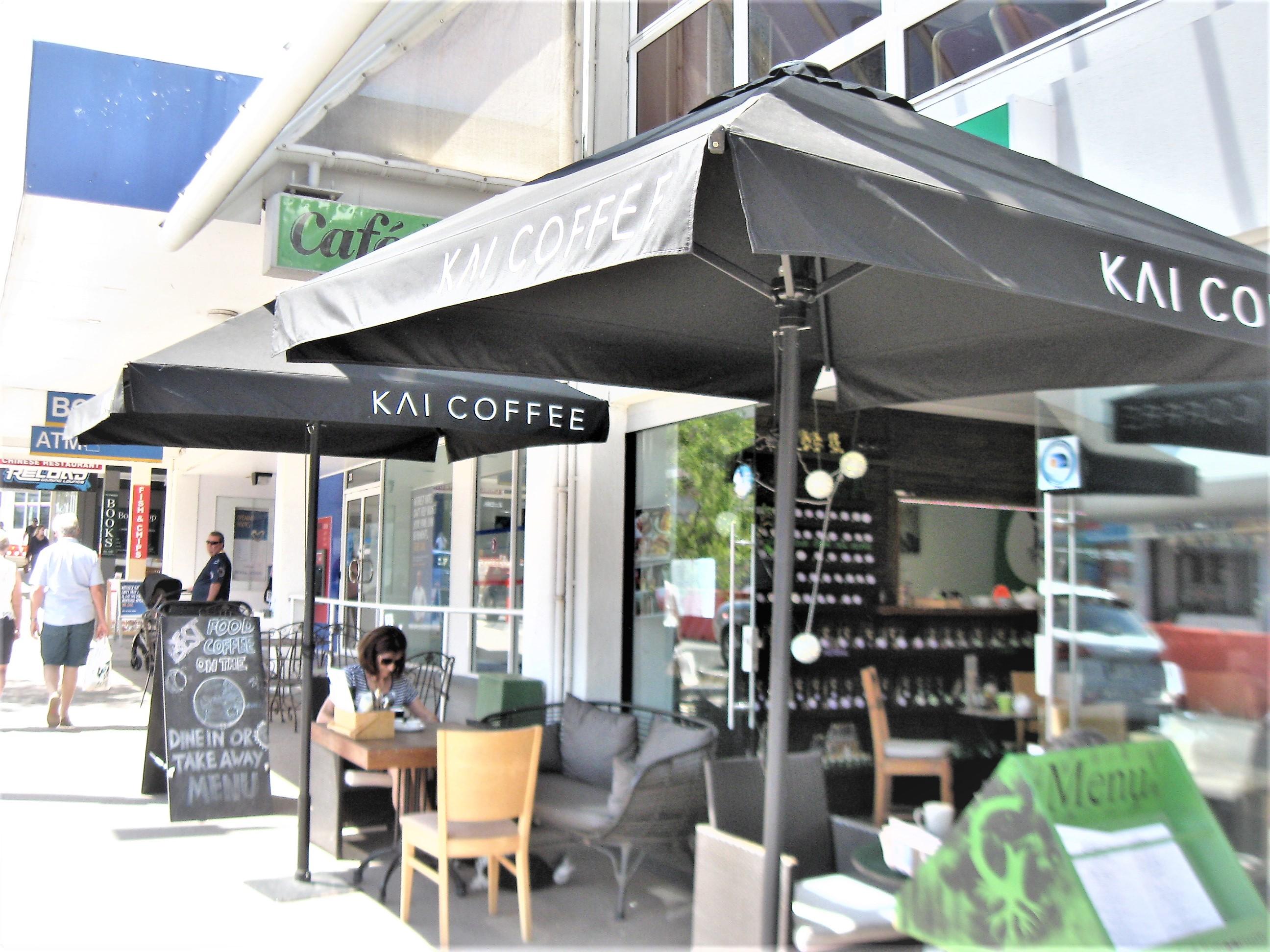 Popular Sunshine Coast Tea & Coffee Café
