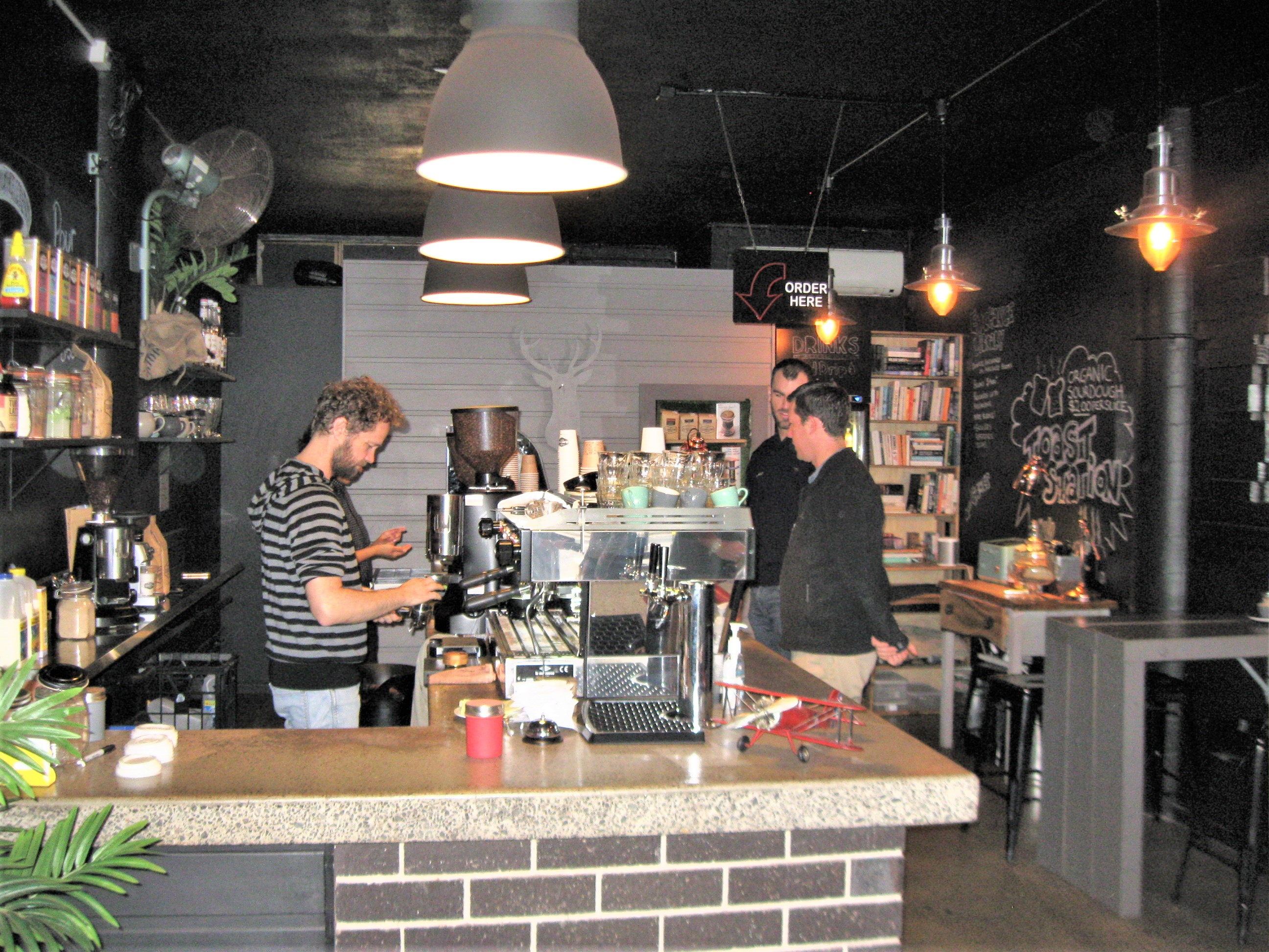 Espresso Bar – Coffee Lovers First Choice