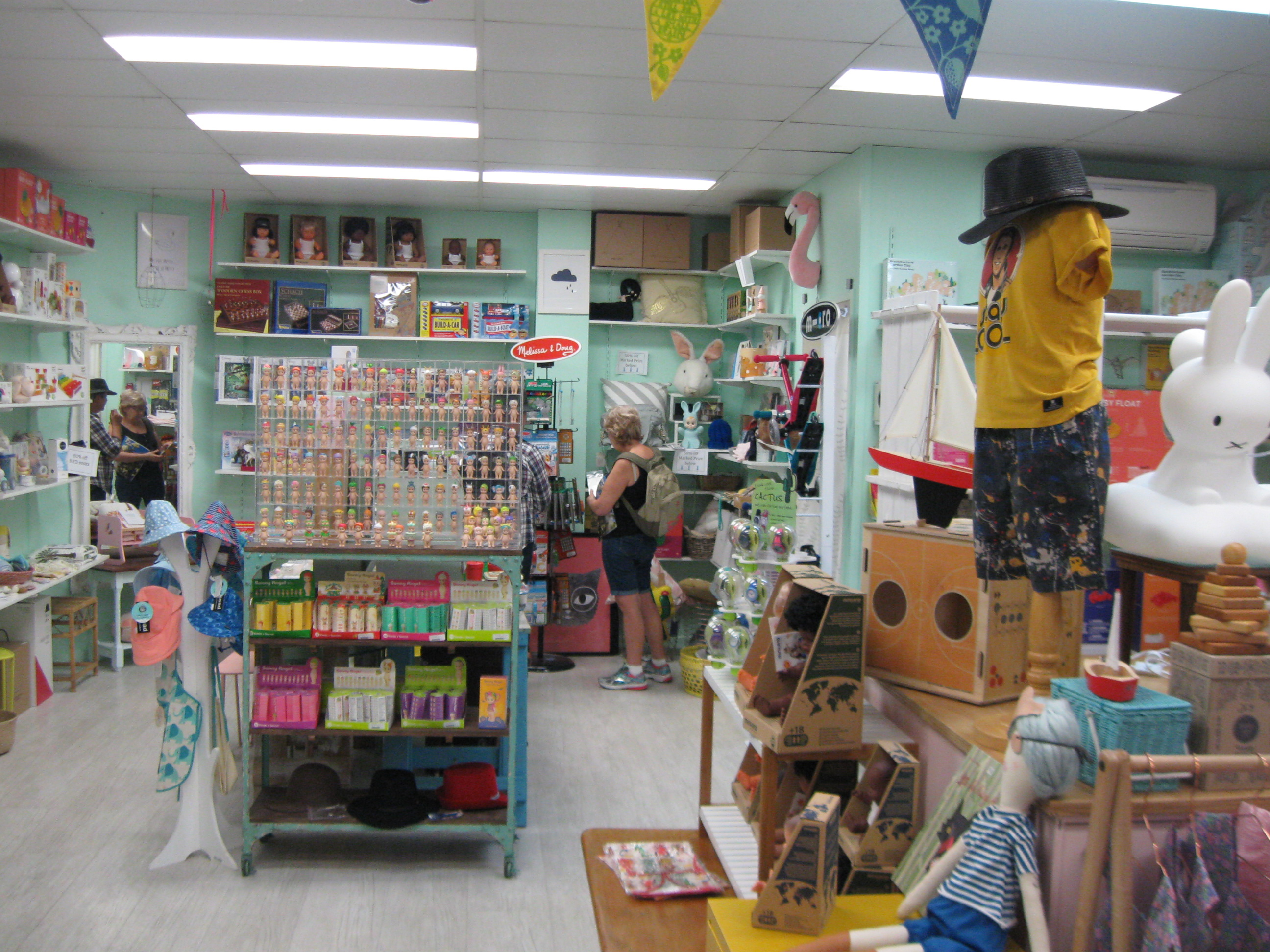 Toys and Children's Clothing Boutique