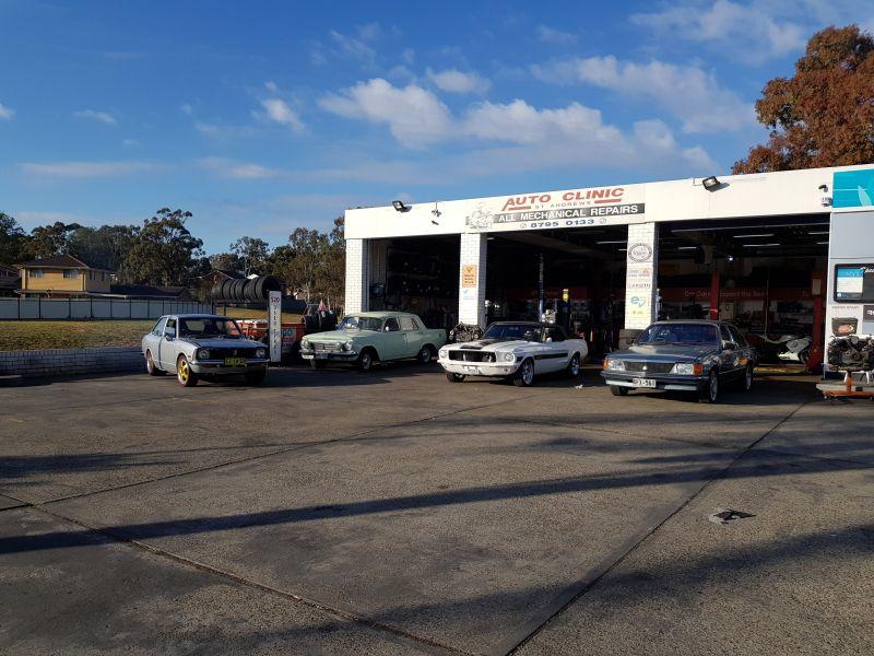 Auto Clinic Automotive Workshop