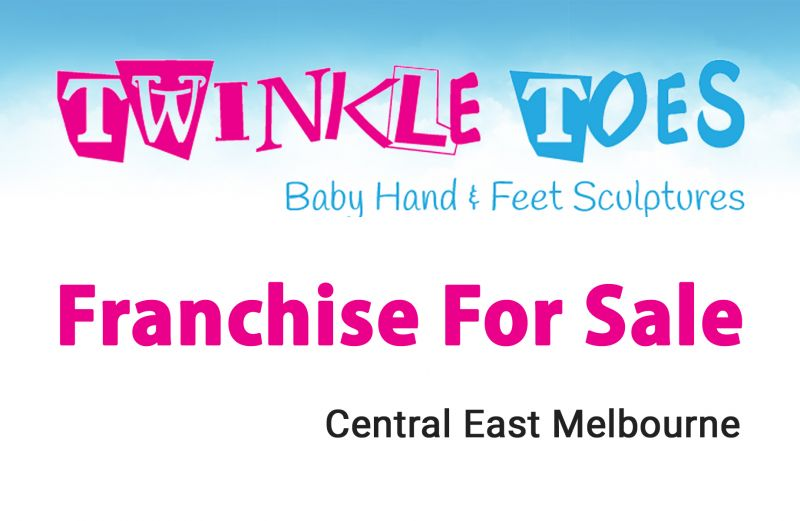 Twinkle Toes Baby Hands and Feet Sculptures Central East Melbourne