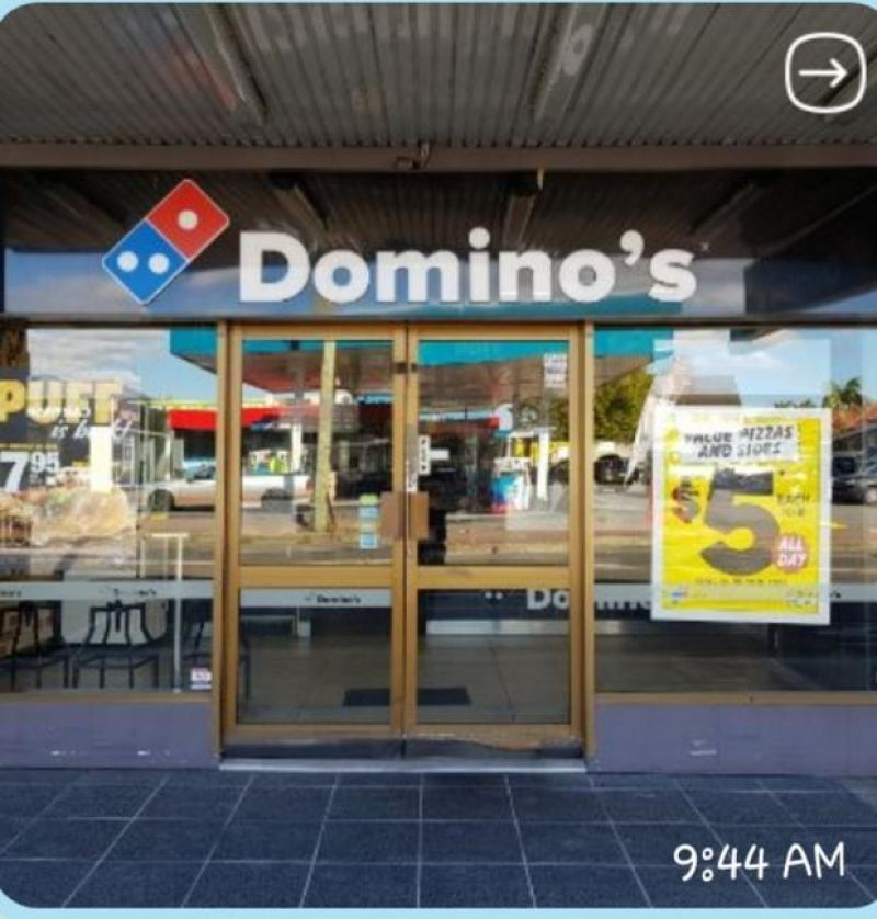 Domino's Pizza [Earlwood, Sydney]